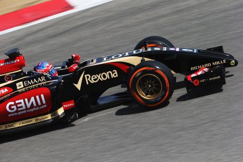 Lotus will ab morgen einen verbesserten E22 testen