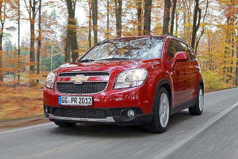 Chevrolet Orlando Im Dauertest Autobild