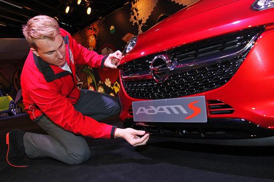 Opel-Concept: Der Adam S