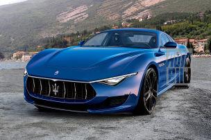 Maserati Alfieri kommt 2020