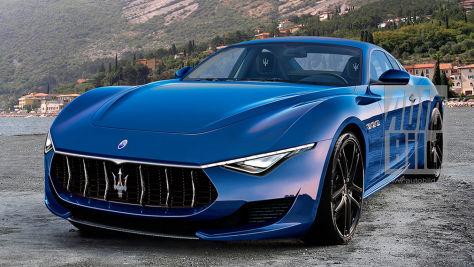 Maserati Alfieri (2020)