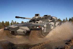 Top-Panzer wird noch besser