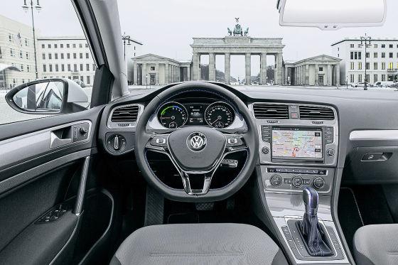 VW e-Golf (2014)
