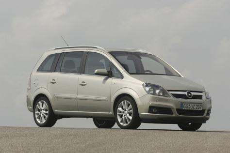 Opel Zafira B: Rückruf für LPG-Modelle