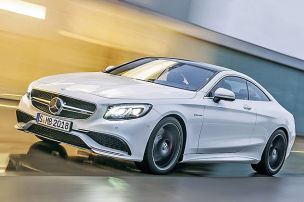 So kommt das S 63 AMG Coup�