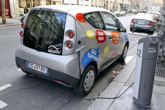 E-Autos gegen den Smog