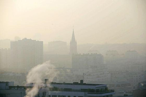 Staus erhöhen die Feinstaubbelastung der Luft