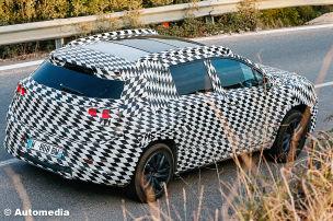Letzte Tests fürs Citroën-SUV