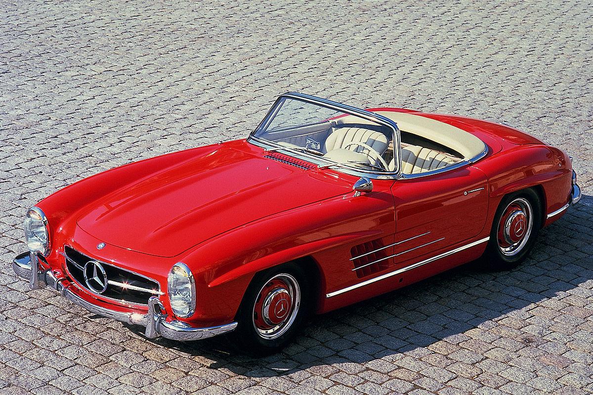 Neuer Mercedes SLK und SL: (2020/2021) - Bilder - autobild.de