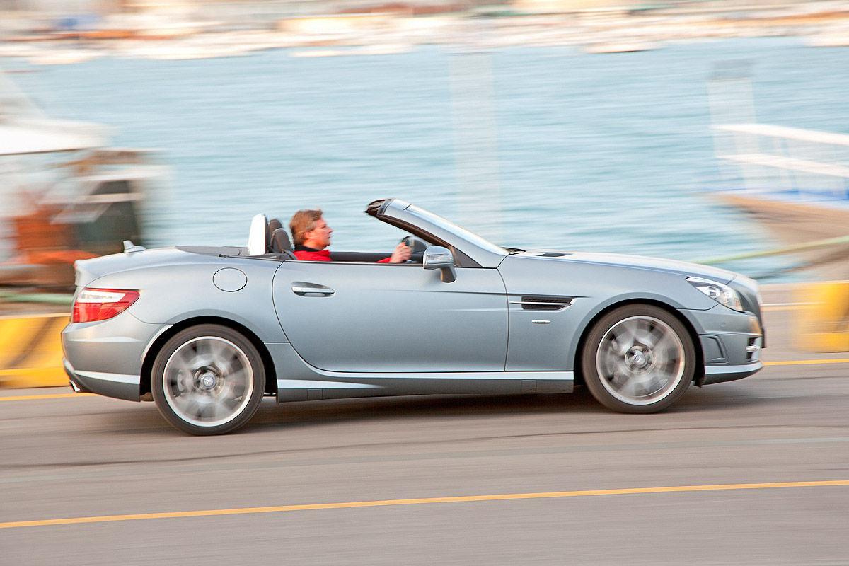 Neuer Mercedes SLK und SL: (2020/2021)
