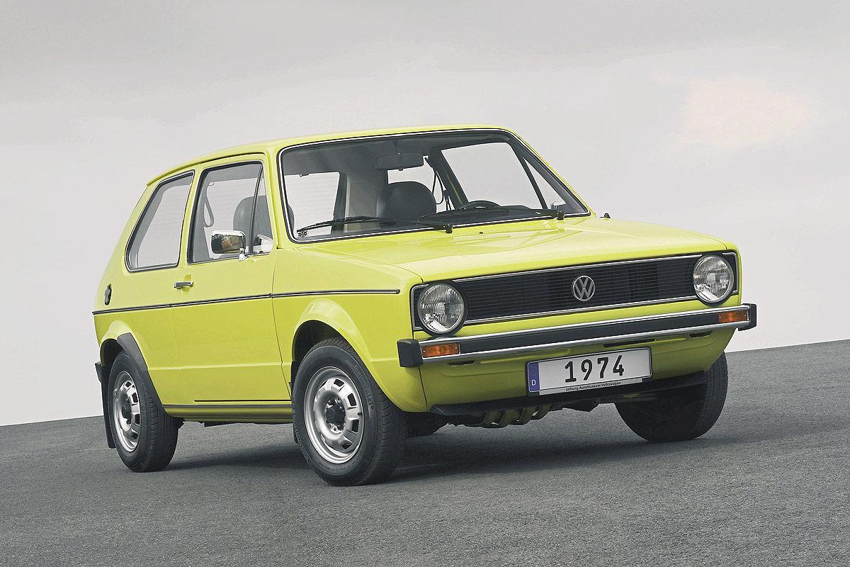 VW Golf I