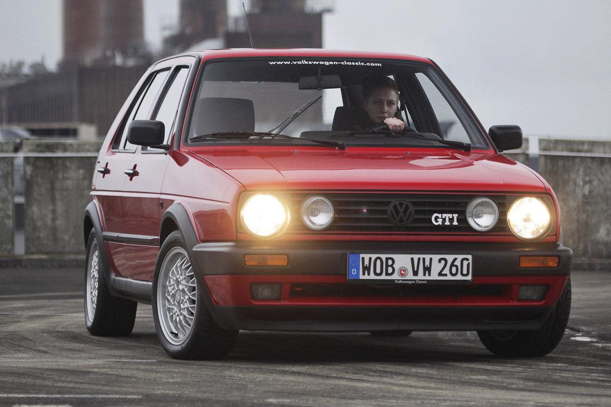 VW Golf II GTI