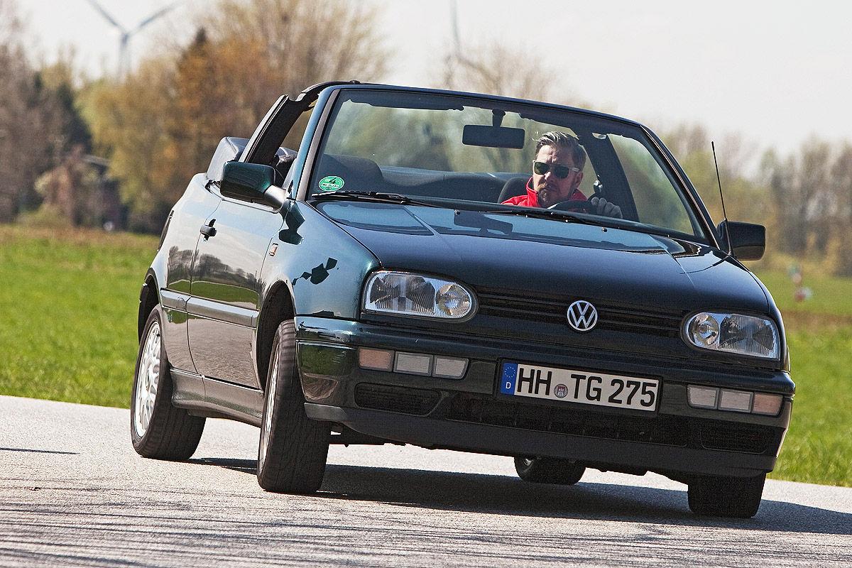 Volkswagen Golf III Cabriolet