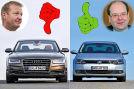 Politiker Fahrzeuge