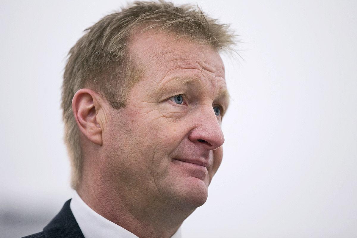 Minister für Inneres und Kommunales in Nordhrein-Westfalen, Ralf Jäger