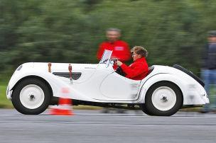 Fahrspaß ist keine Frage des Alters