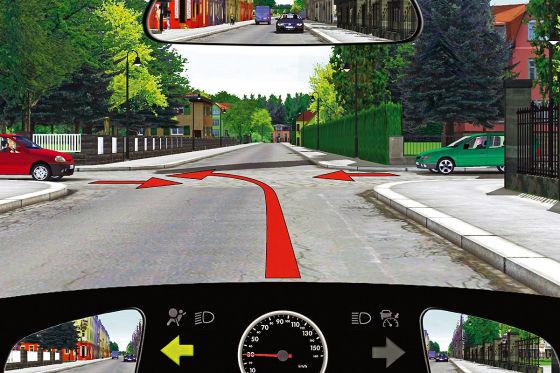Führerscheinprüfung