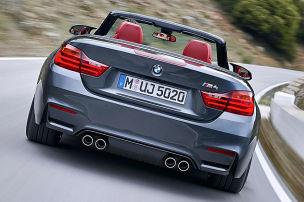 So kommt das BMW M4 Cabrio