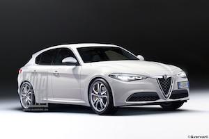 Alfa Romeo Neuheiten bis 2018
