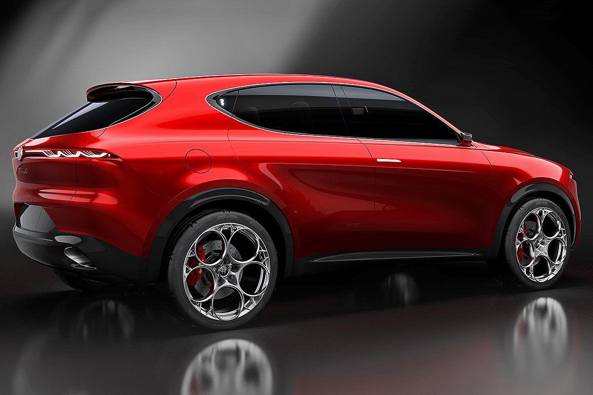 Neue Alfa Romeo (2019, 2020, 2021, 2022)