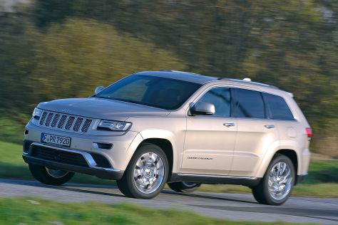 Jeep Grand Cherokee: Rückruf