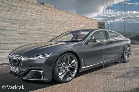BMW 9er (2020): Vorschau - autobild.de