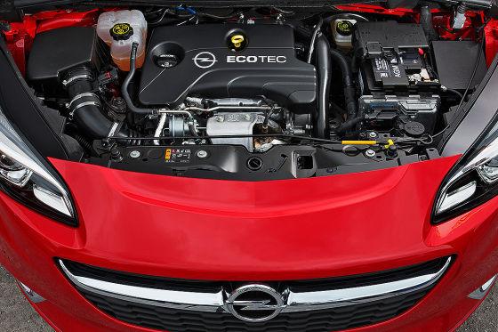 Opel Corsa E (2014)