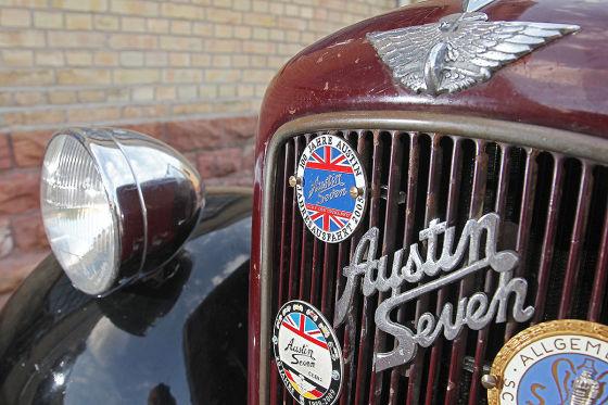 Austin Seven Opal