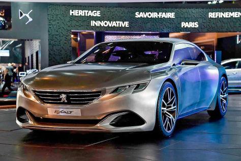 Autosalon Paris 2021