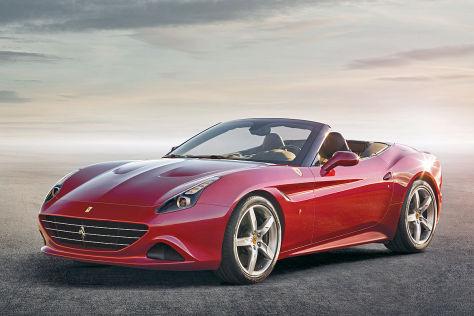 Ferrari California T Preis Autobild De