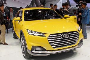Audi TT wird zum SUV