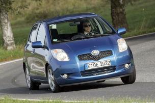 Fünffach-Schaden bei Toyota