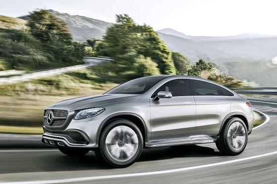 Bringt Mercedes den MLC?