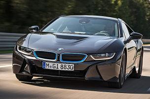 Das kostet der BMW i8