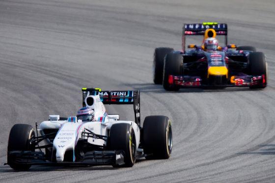 Bottas & Ricciardo