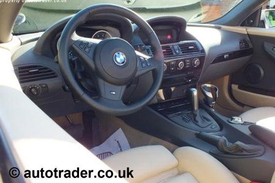 Autoportal bietet Beckhams BMW an