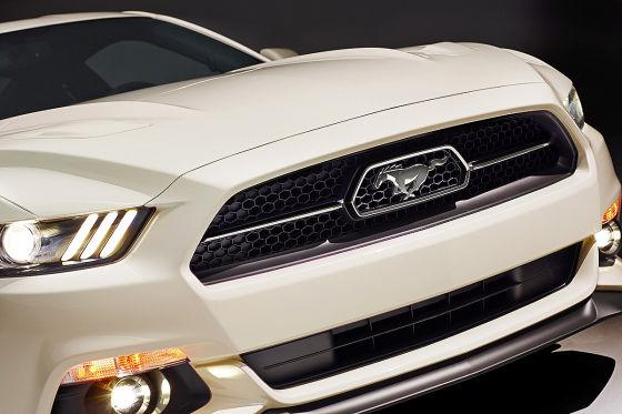 Pony Car als Jubiläumsmodell