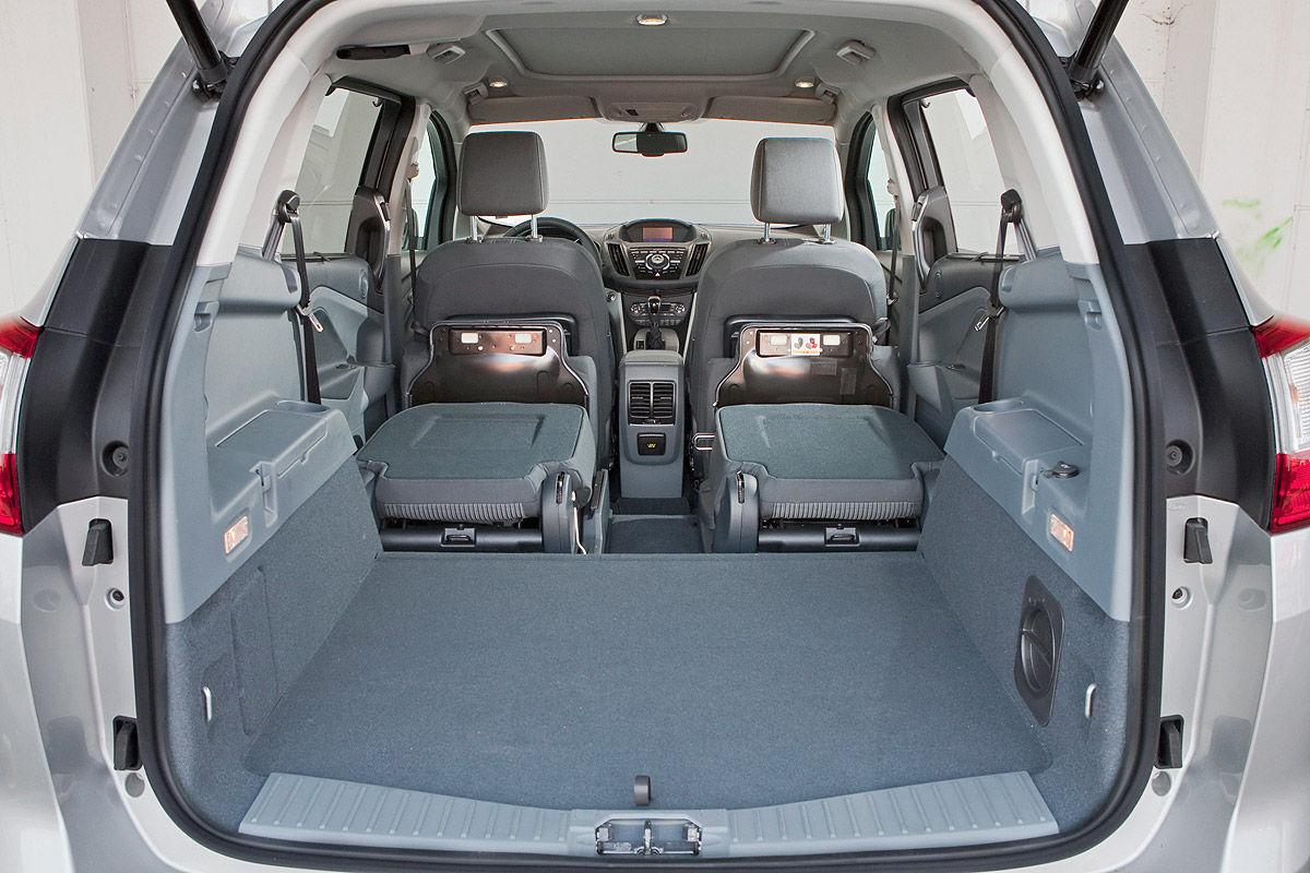 100000 Kilometer Im Ford Grand C Max Bilder Autobildde