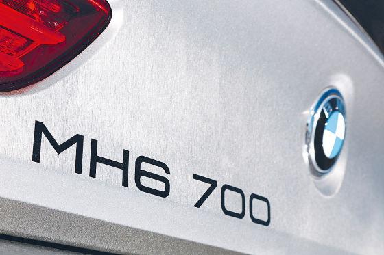 Manhart MH6 700 Details