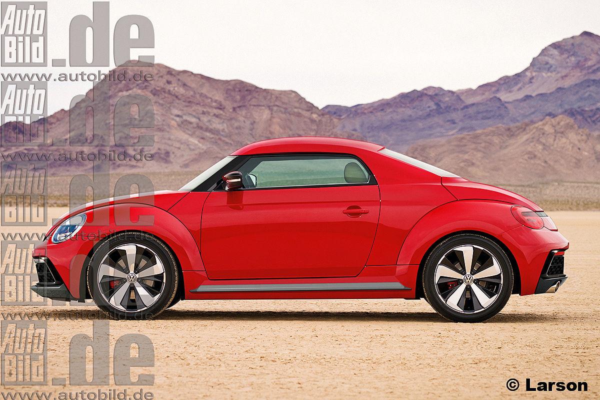 VW Beetle Coupé
