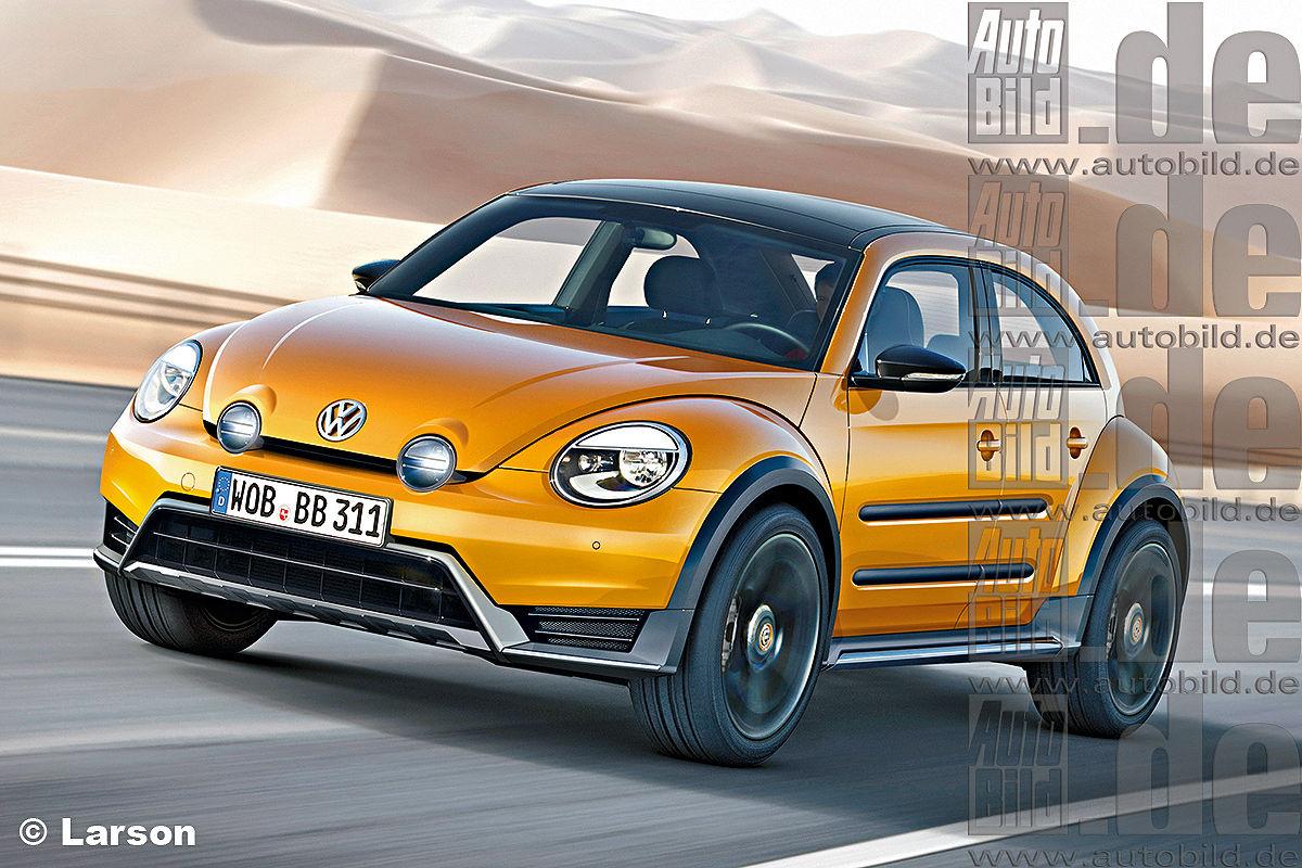 VW Beetle SUV