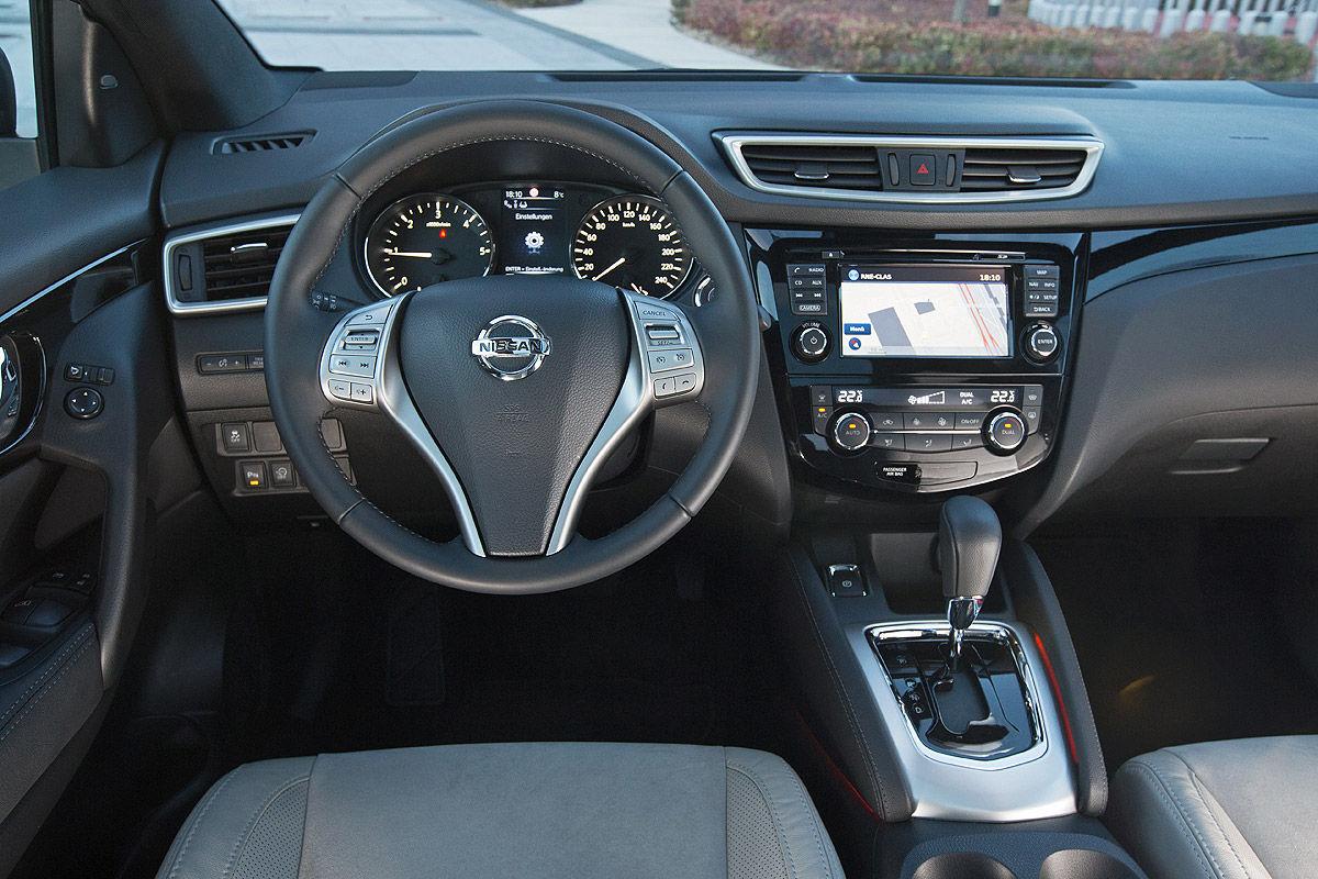 Nissan Qashqai Kaufberatung Bilder Autobild De