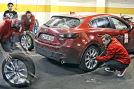 Mazda Kap-zum-Kap: Etappe 3