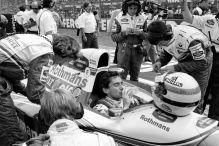 Formel 1: Gerhard Berger über Senna