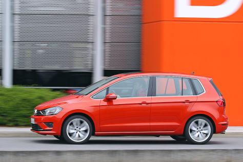Der Bessere Golf Fahrbericht Vw Sportsvan Autobild De