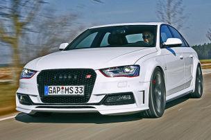 Audi mit 462 PS