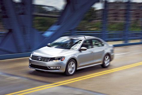 VW Passat US-Modell