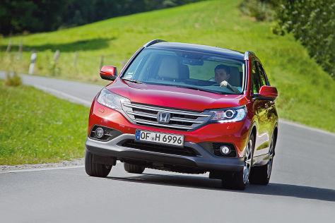 Honda CR-V: Rückruf wegen Bremsscheiben