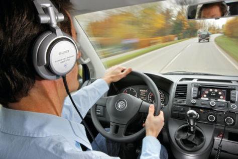 Unfallchirurgen warnen vor Kopfhörern im Straßenverkehr