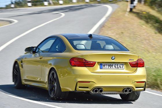So fährt der neue BMW M4